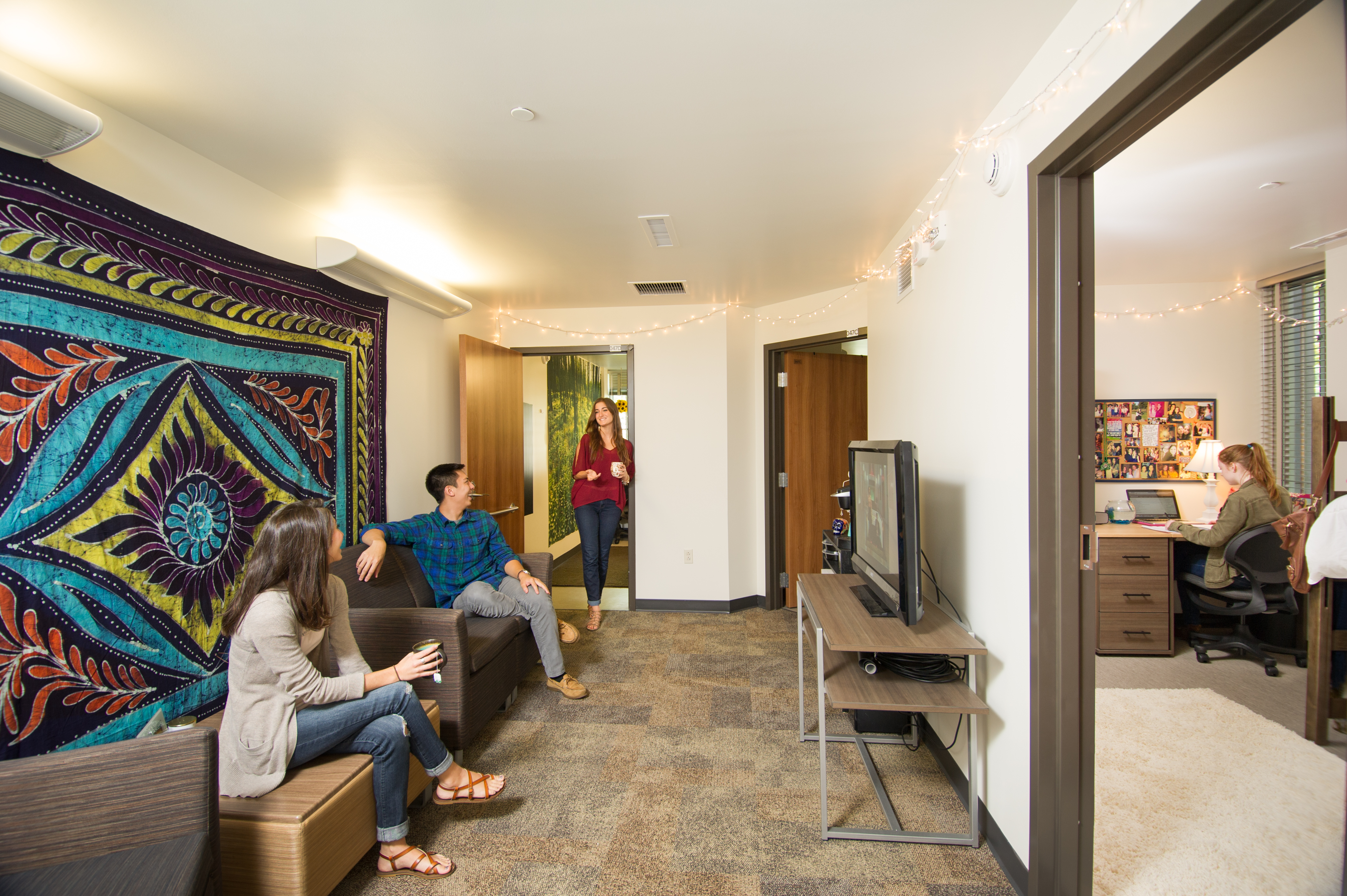 Murphy Suite Interior Office Of Residence Life