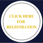 Click here for registration written in yellow on a white circle