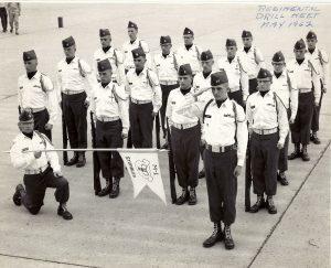 1962 Drill Team