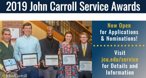 2019 Service Awards Now Open Image