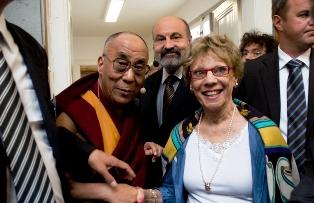 Dalai Lama & D. Donnelly
